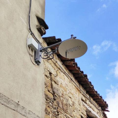 Riconversione Illuminazione tradizionale Urbana con Controllo
